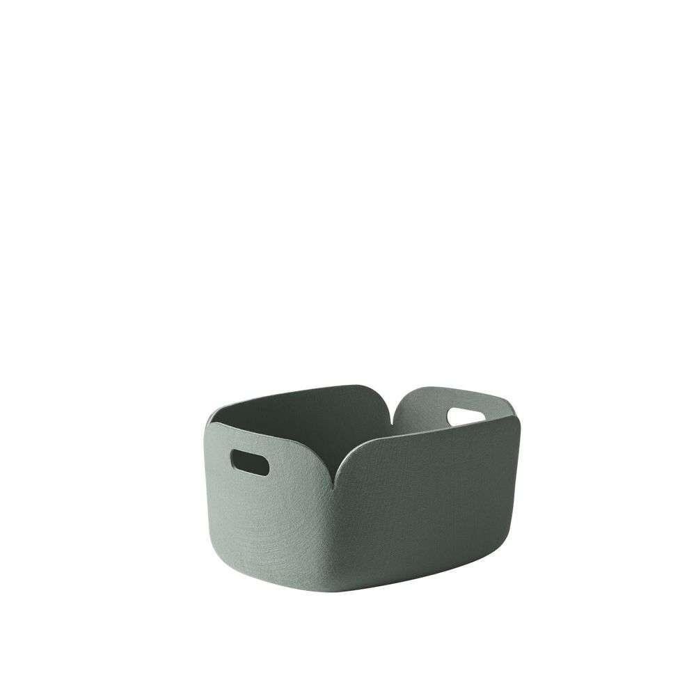 Restore Basket Dusty Green - Muuto thumbnail