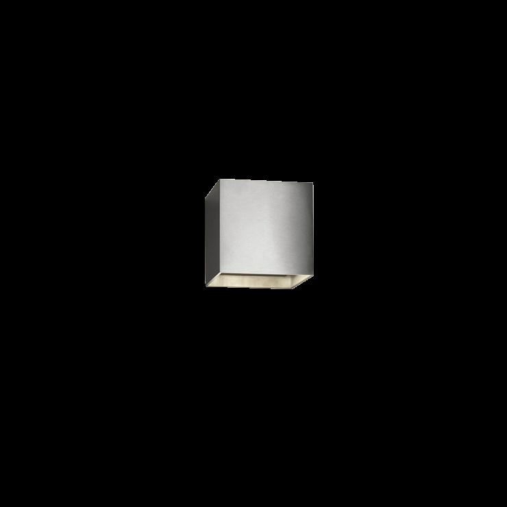 Box Mini Up/Down LED 3000K Væglampe Alu – LIGHT-POINT