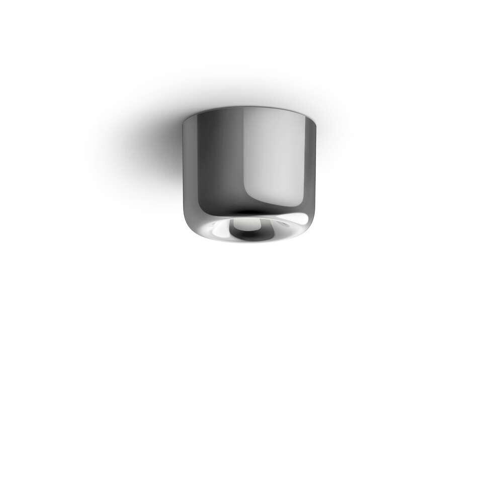 Cavity LED Loftlampe S Aluminium – Serien Lighting