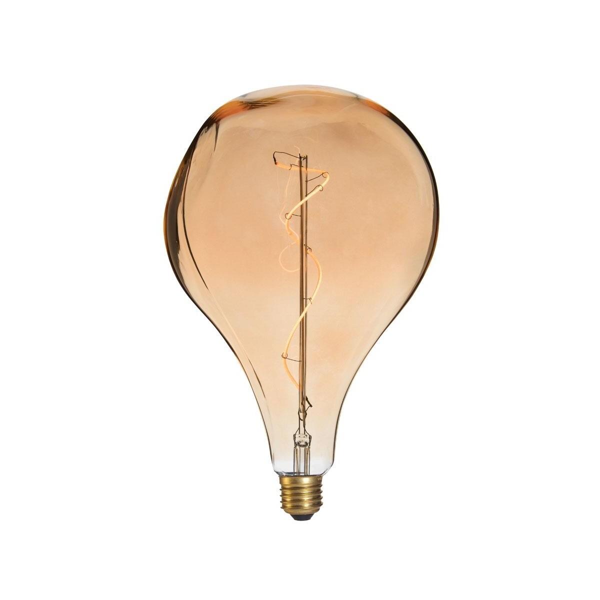 Image of Pære LED 4W (150lm) Unika De Luxe Dæmpbar E27 - GN (12434962)