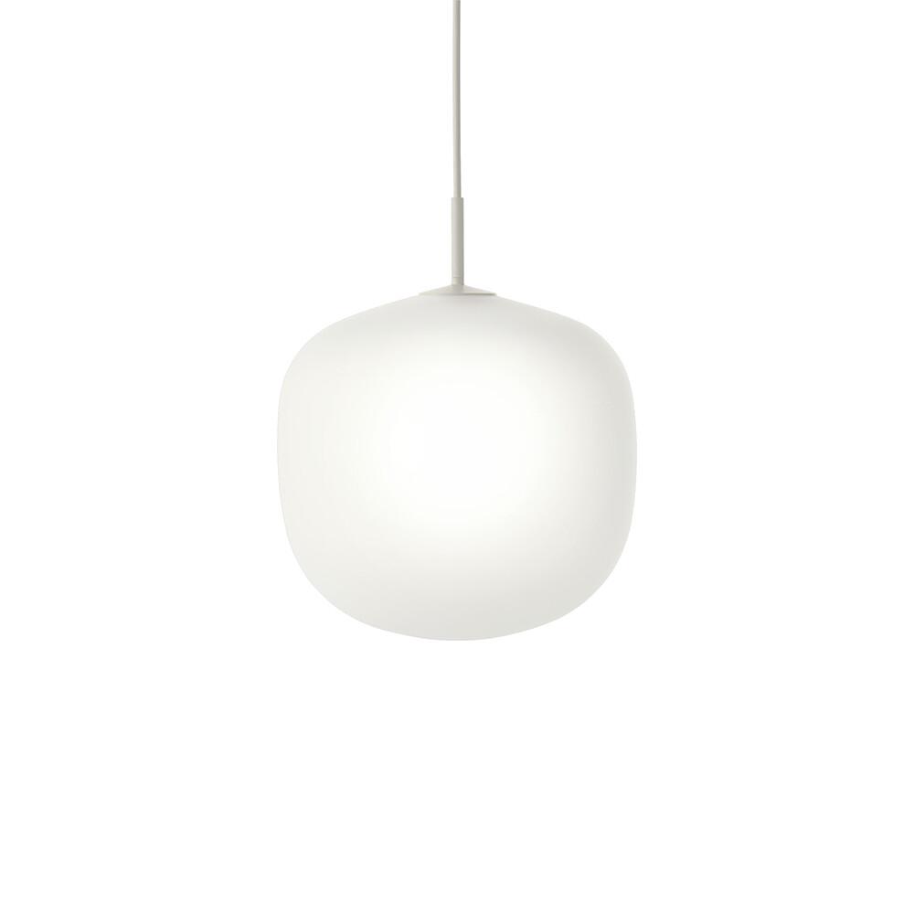 Rime Pendel Ø37 White/Grey - Muuto thumbnail