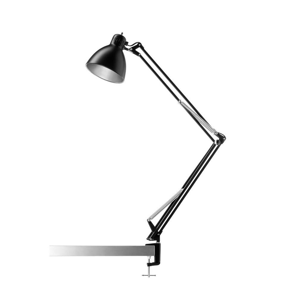 Archi T2 Bordlampe Mat Sort - NORDIC LIVING thumbnail
