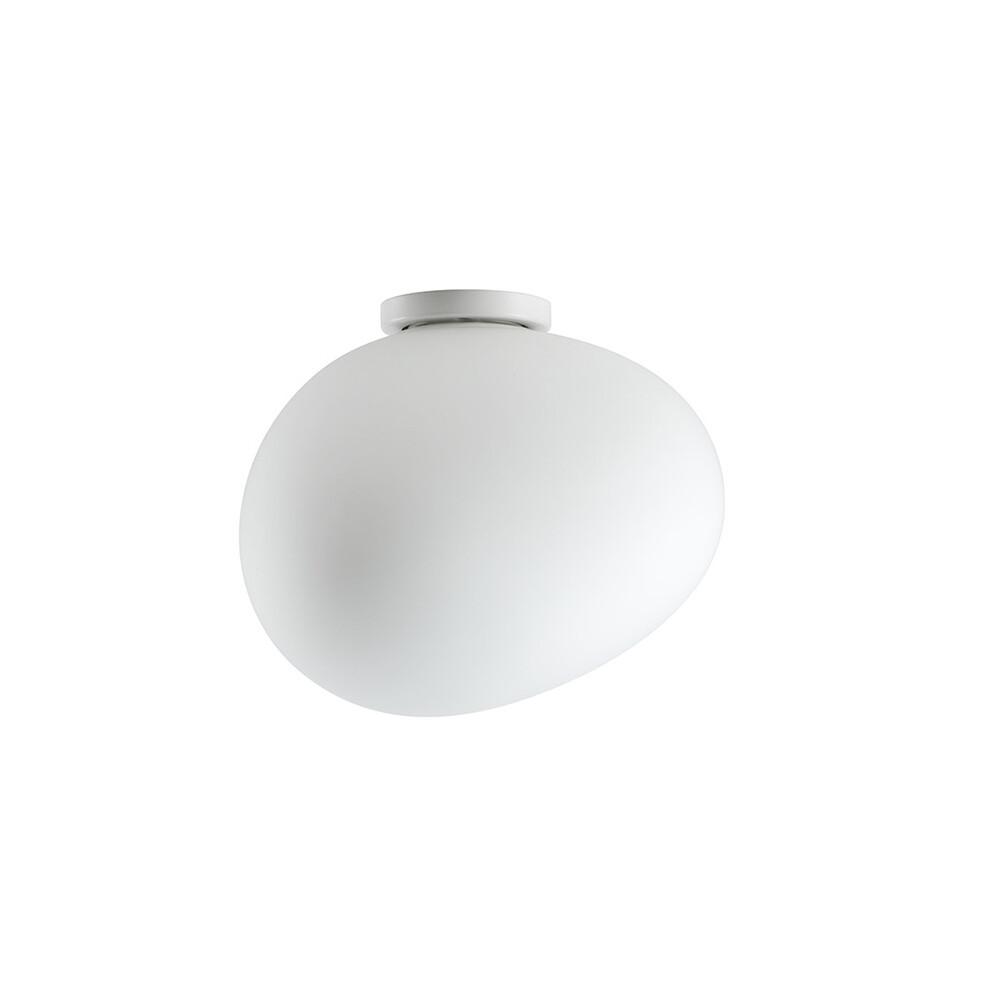 Gregg Midi LED Loftlampe/Væglampe IP44 – Foscarini