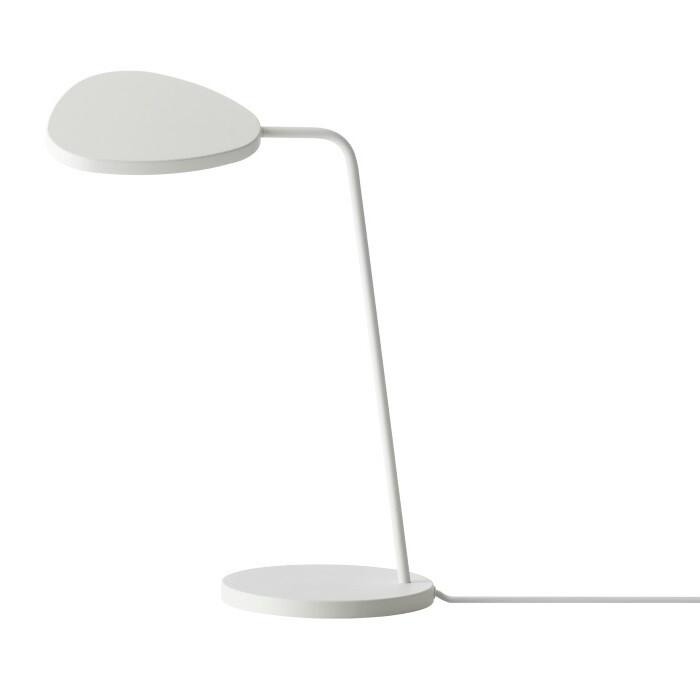 Billede af Leaf Bordlampe White - Muuto