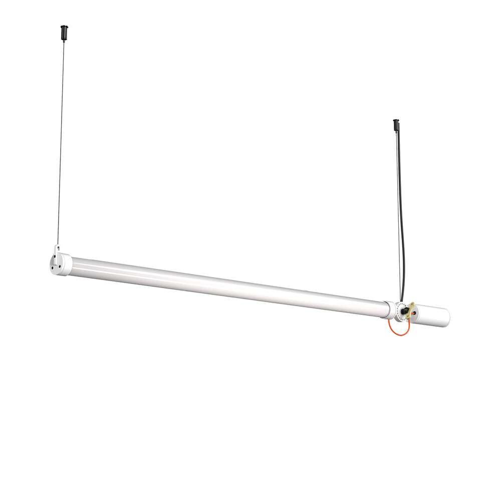 Image of Mr. Tubes LED Pendel Horizontal incl. driver 2700K Pure White/Orange - Tonone (16419183)
