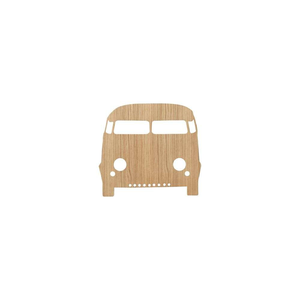Image of Car Væglampe Oiled Oak - Ferm Living (15990574)