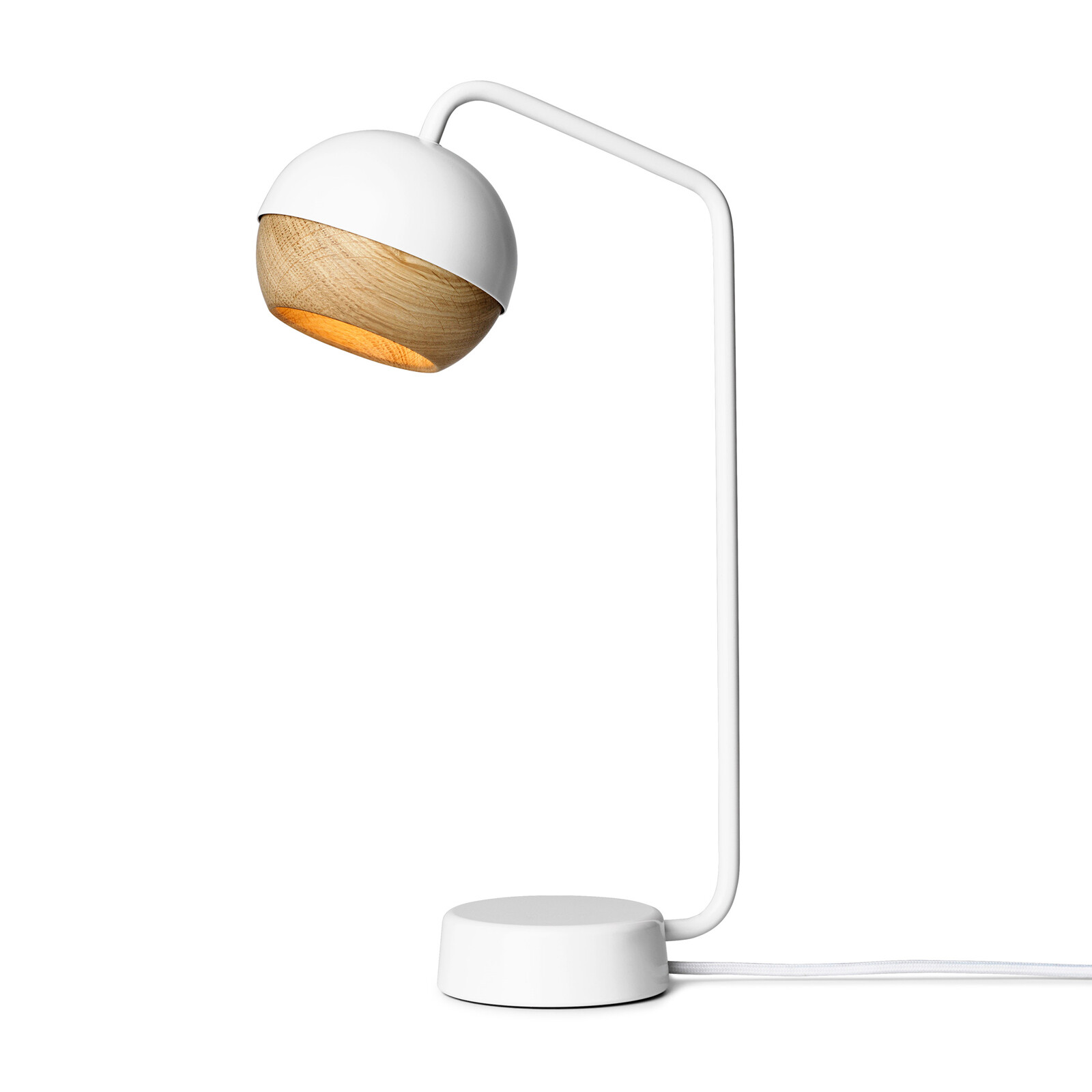 Ray Bordlampe Hvid - Mater thumbnail