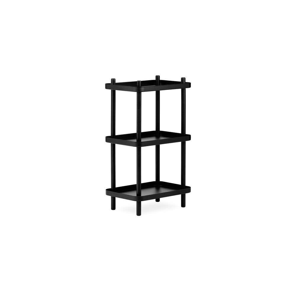 Image of Block Shelf Black/Black - Normann Copenhagen (16465772)
