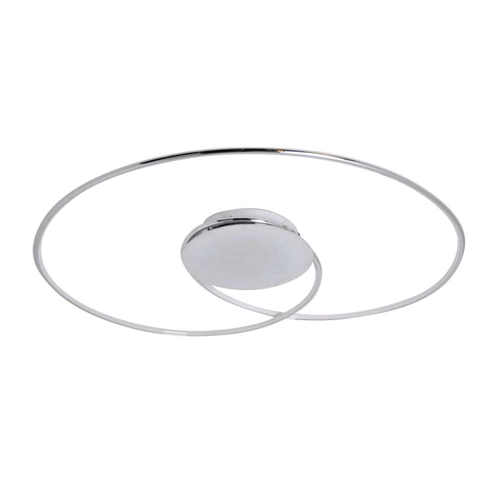 Joline LED Loftlampe Ø74 Chrome – Lindby