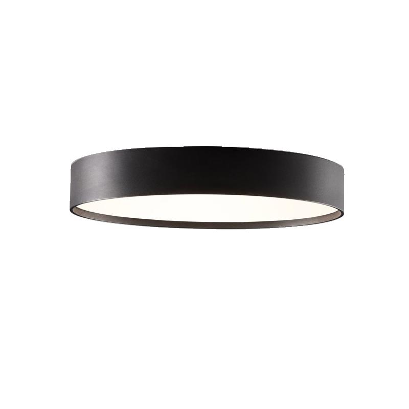 Surface 500 LED 3000K Loftlampe Sort – LIGHT-POINT