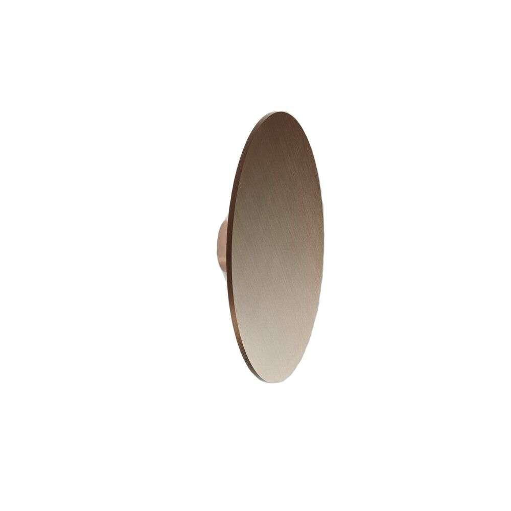 Soho W5 LED Væglampe Ø50 2700K Rose Gold – LIGHT-POINT