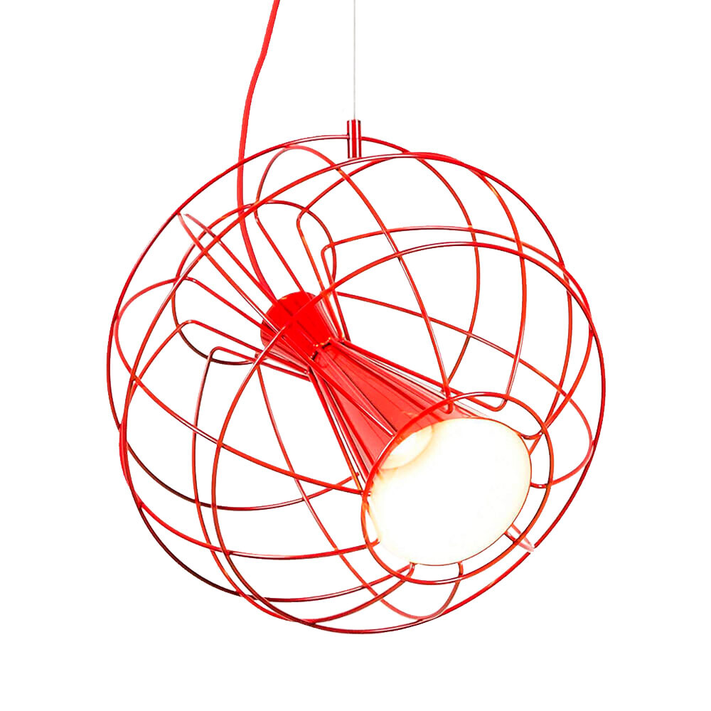 Latitude Pendel Red - Innermost