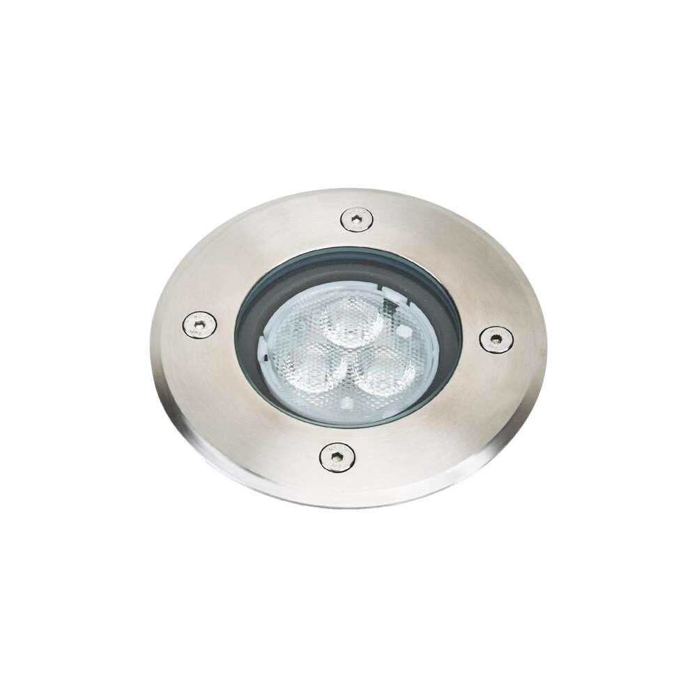 Ava LED Nedgravningsspot IP67 Steel – Lucande