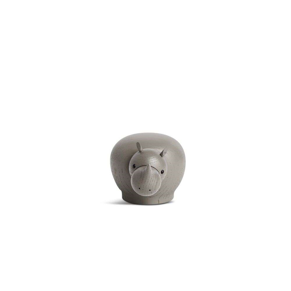 Rina Rhinoceros Small Taupe - Woud thumbnail
