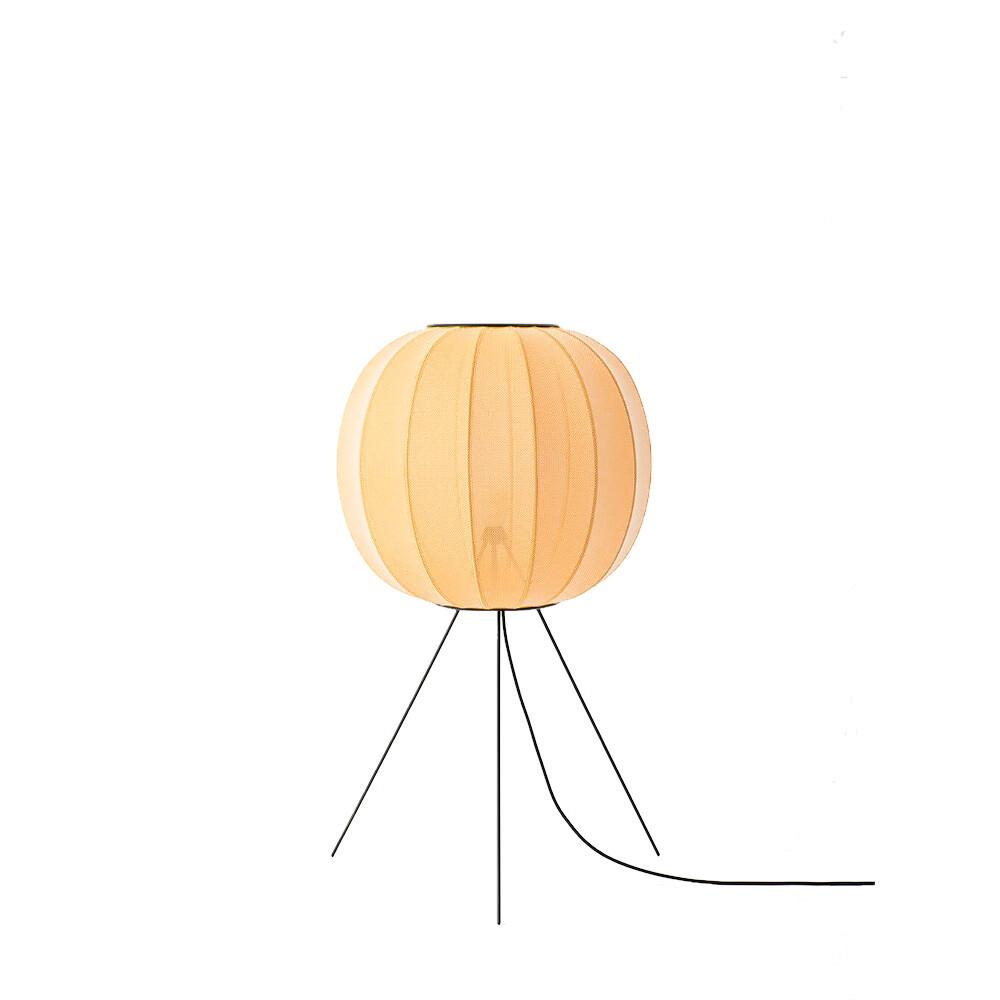 Knit-Wit 45 Round Gulvlampe Medium - Made By Hand