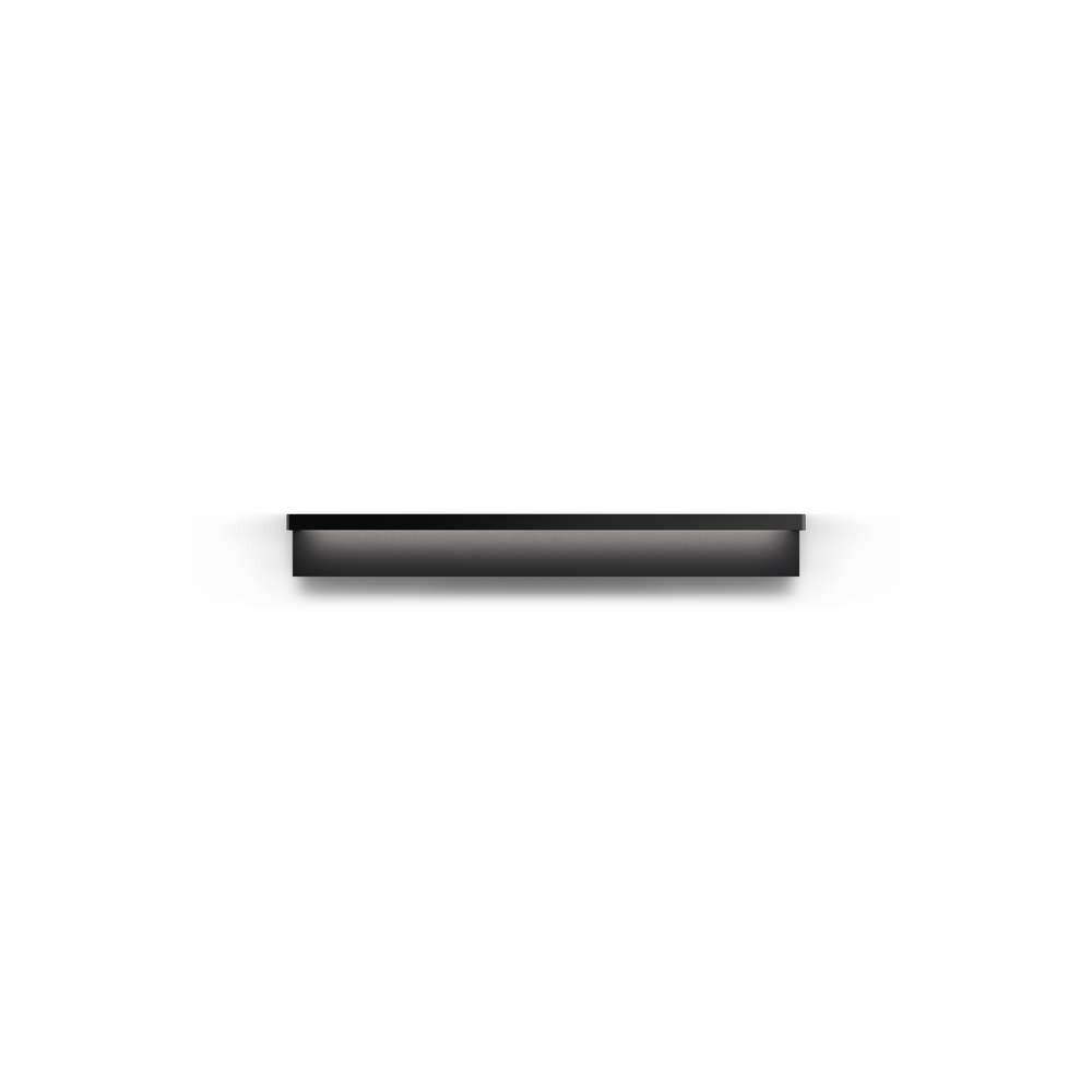 Crib LED Væglampe M Black – Serien Lighting