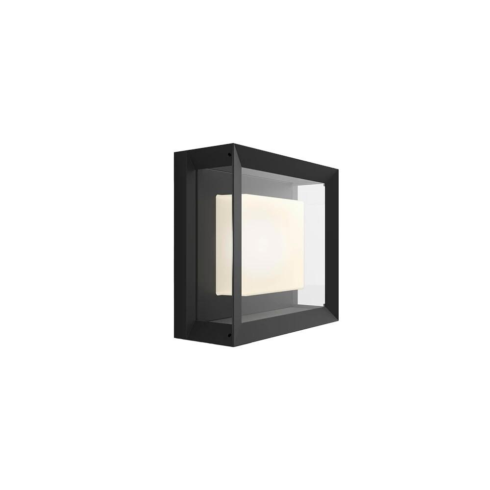 Econic 3 Udendørs Væglampe Square - Philips Hue thumbnail