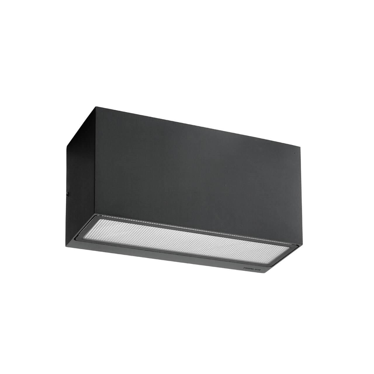 Asker LED Udendørs Væglampe Grafit – Norlys