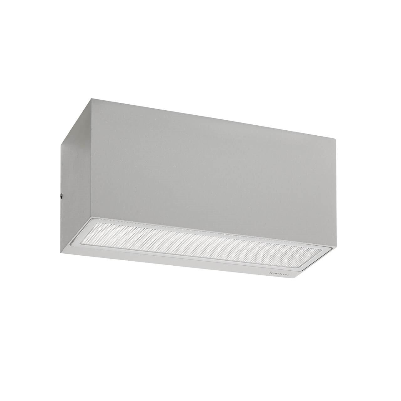 Asker LED Udendørs Væglampe Alu – Norlys