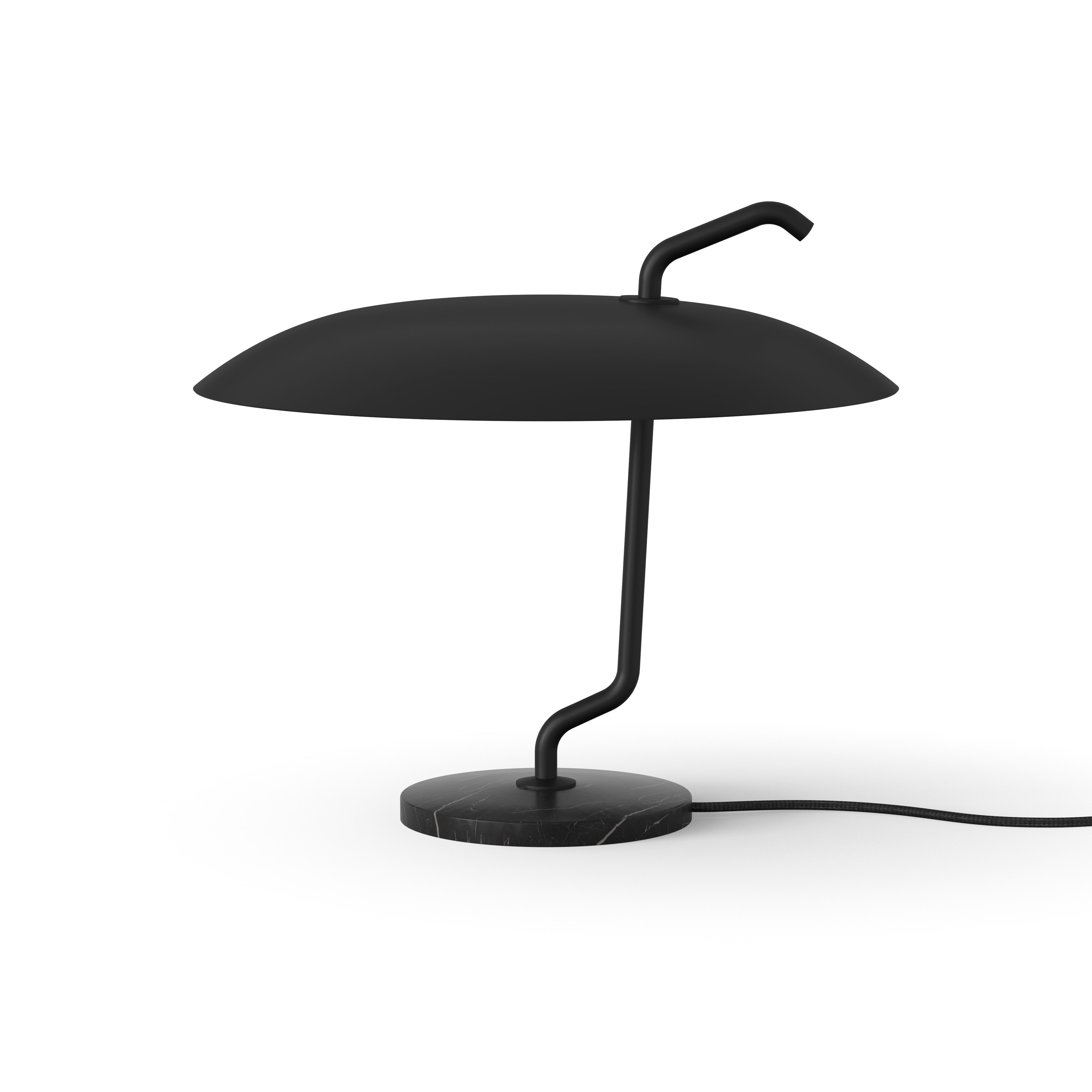 Image of Model 537 Bordlampe Black/Black - Astep (15796084)