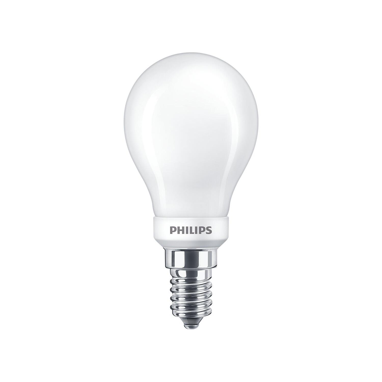 Pære LED 6W (470lm) Krone Dæmpbar E14 - Philips thumbnail