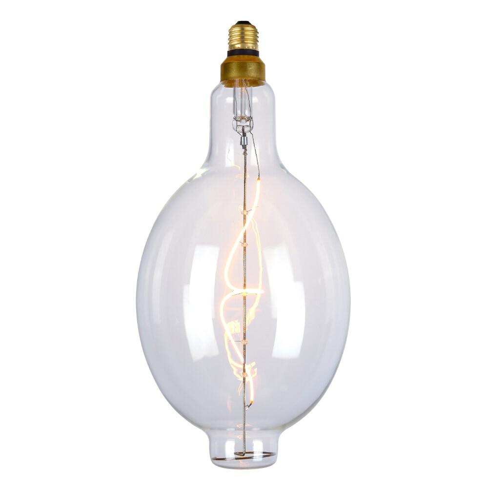 Pære LED 4W (220lm) XXL Rings E27 – Colors