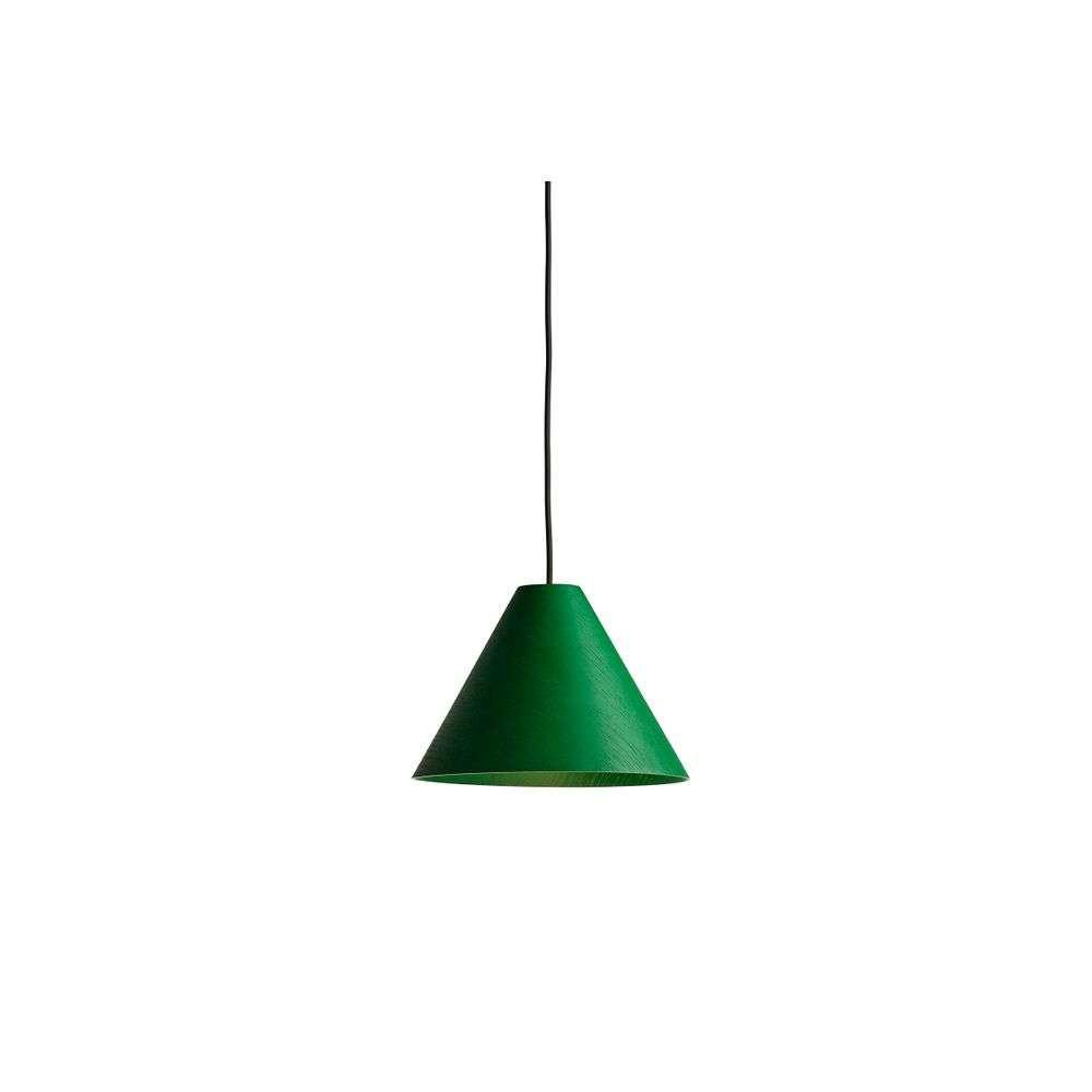 30 Degrees Pendel S w. Black Cord Green - HAY thumbnail