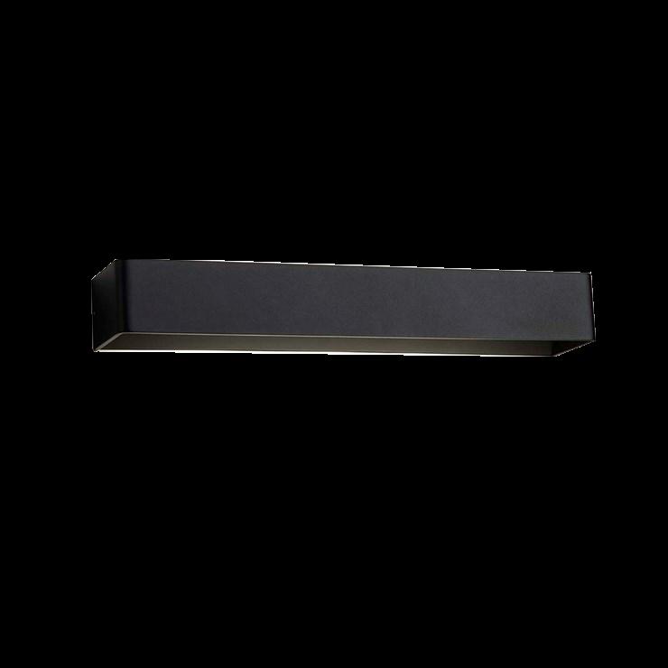 Mood 3 LED 3000K Væglampe Sort – LIGHT-POINT