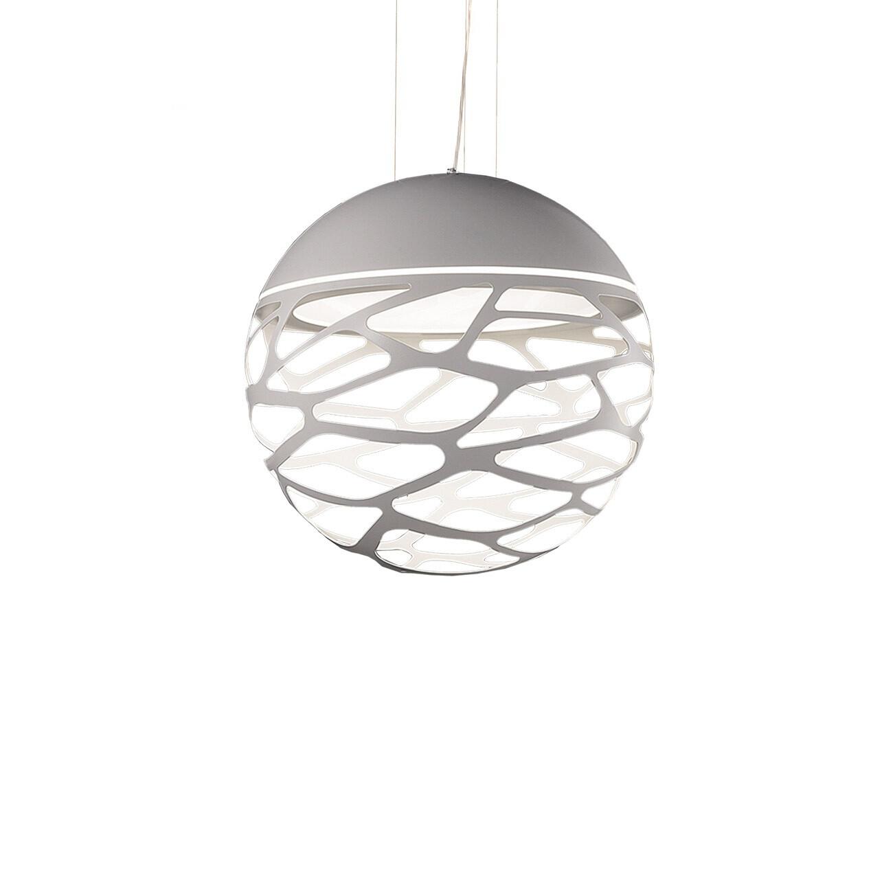 Billede af Kelly SO2 Small Sphere Pendel Hvid - Studio Italia Design
