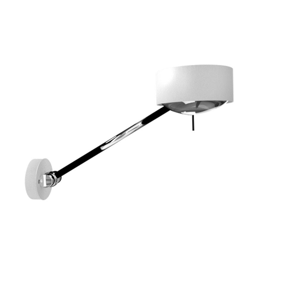 Puk Maxx Wing Single LED Væglampe Hvid – Top Light
