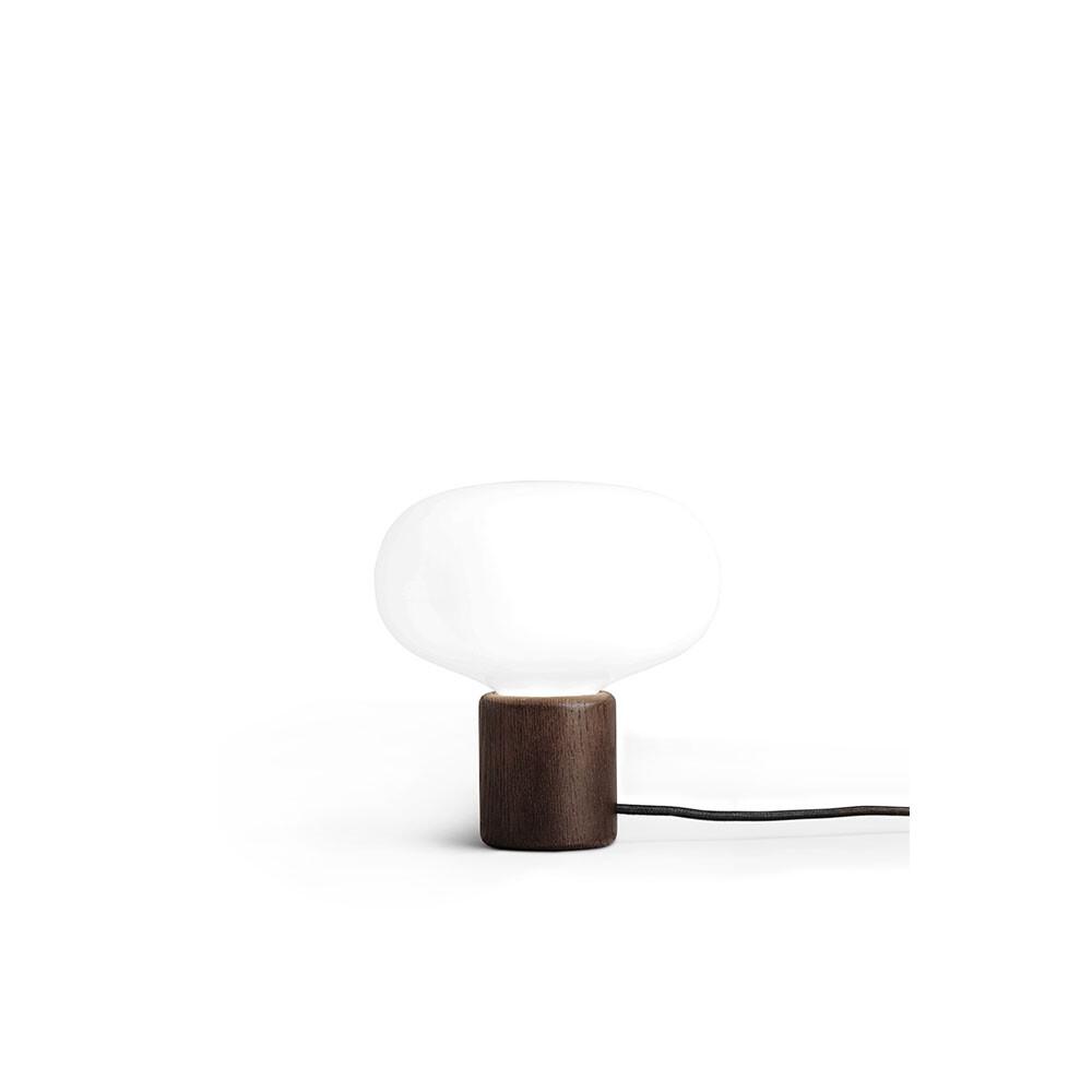 Karl-Johan Bordlampe Smoked Oak - New Works thumbnail