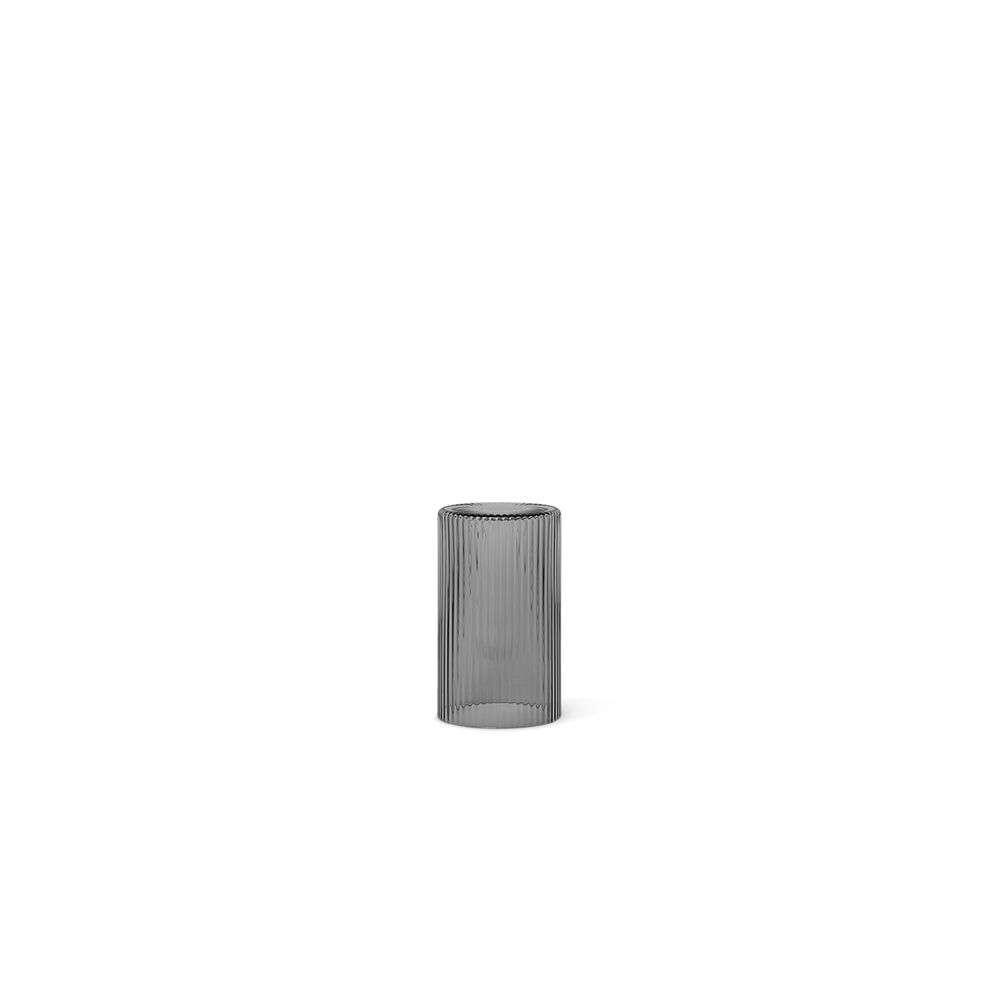Ripple Lid Smoked Grey - Ferm Living thumbnail