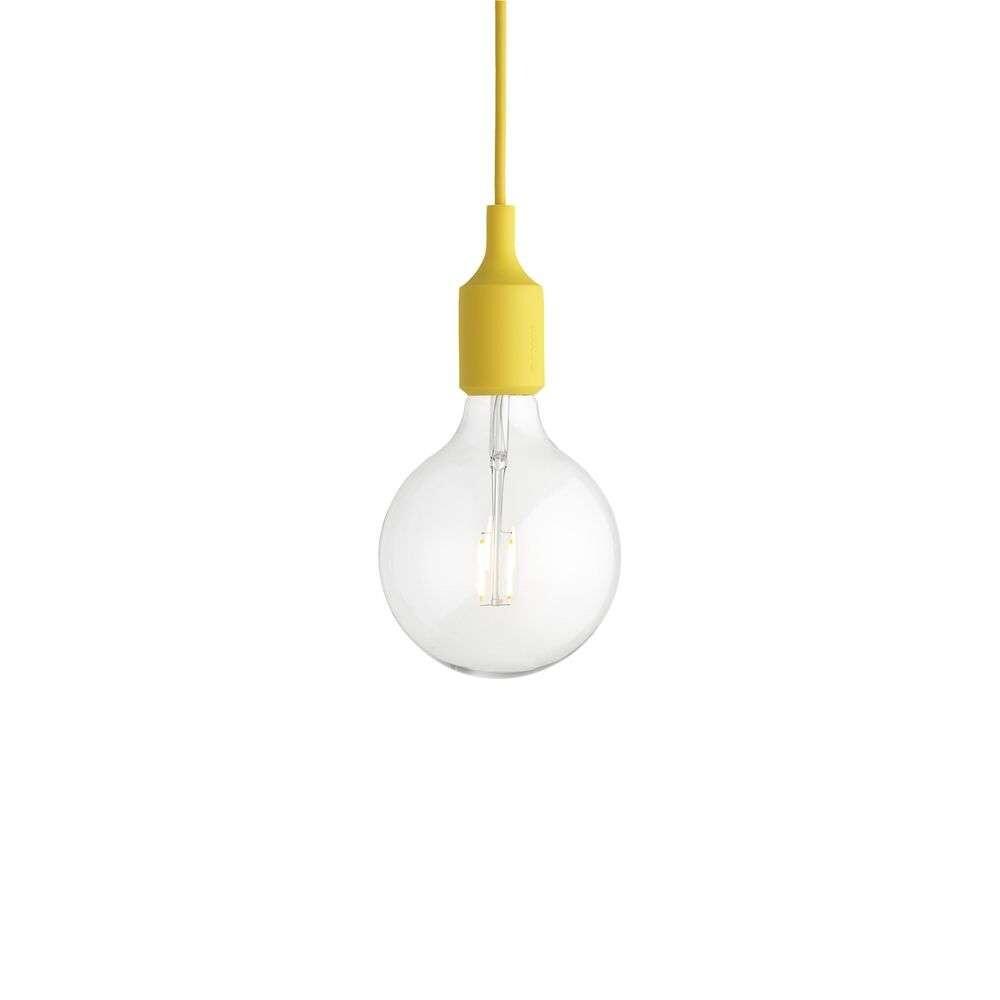 Billede af E27 Pendel Yellow - Muuto