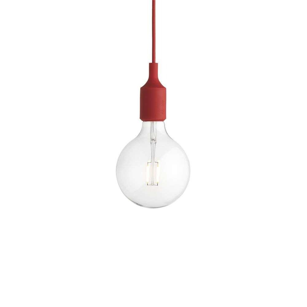 Billede af E27 Pendel Red - Muuto