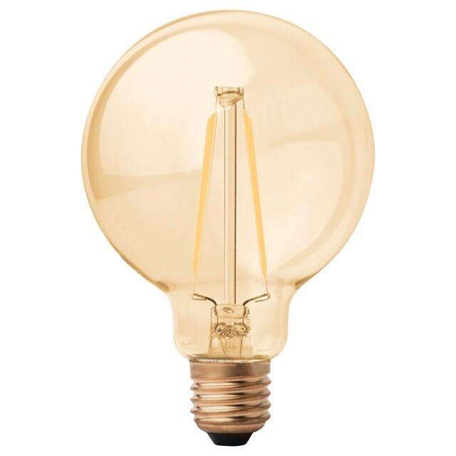 Pære LED 3W (210lm) Globe Ø95 E27 - Megaman thumbnail