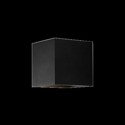 Box Up/Down LED 3000K Væglampe Sort – LIGHT-POINT