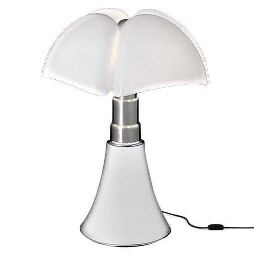 Pipistrello Bordlampe LED Hvid – Martinelli Luce