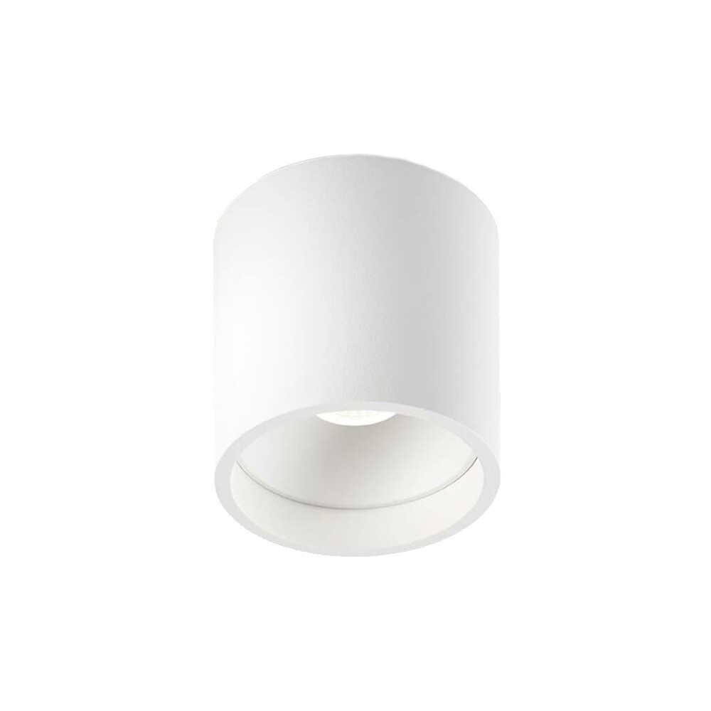 Solo 2 Round LED Loftlampe 2700K Hvid – LIGHT-POINT
