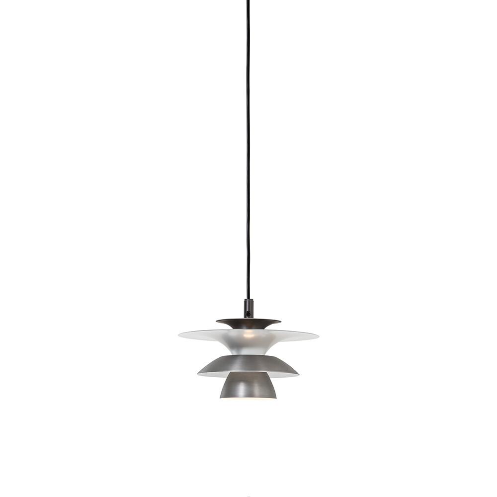 Picasso Pendel Oxidgrå Ø180 LED – Belid