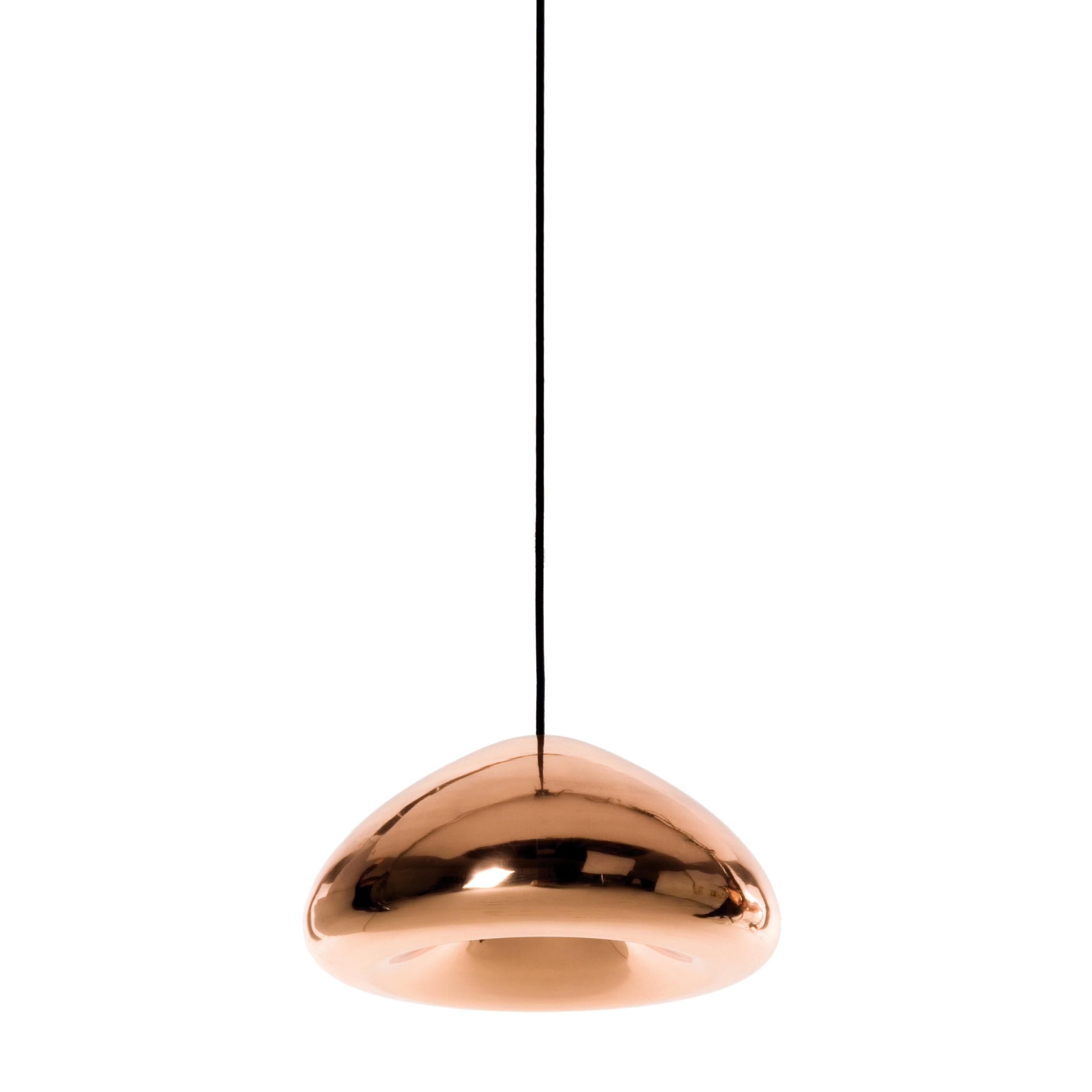 Void LED Pendel Kobber – Tom Dixon
