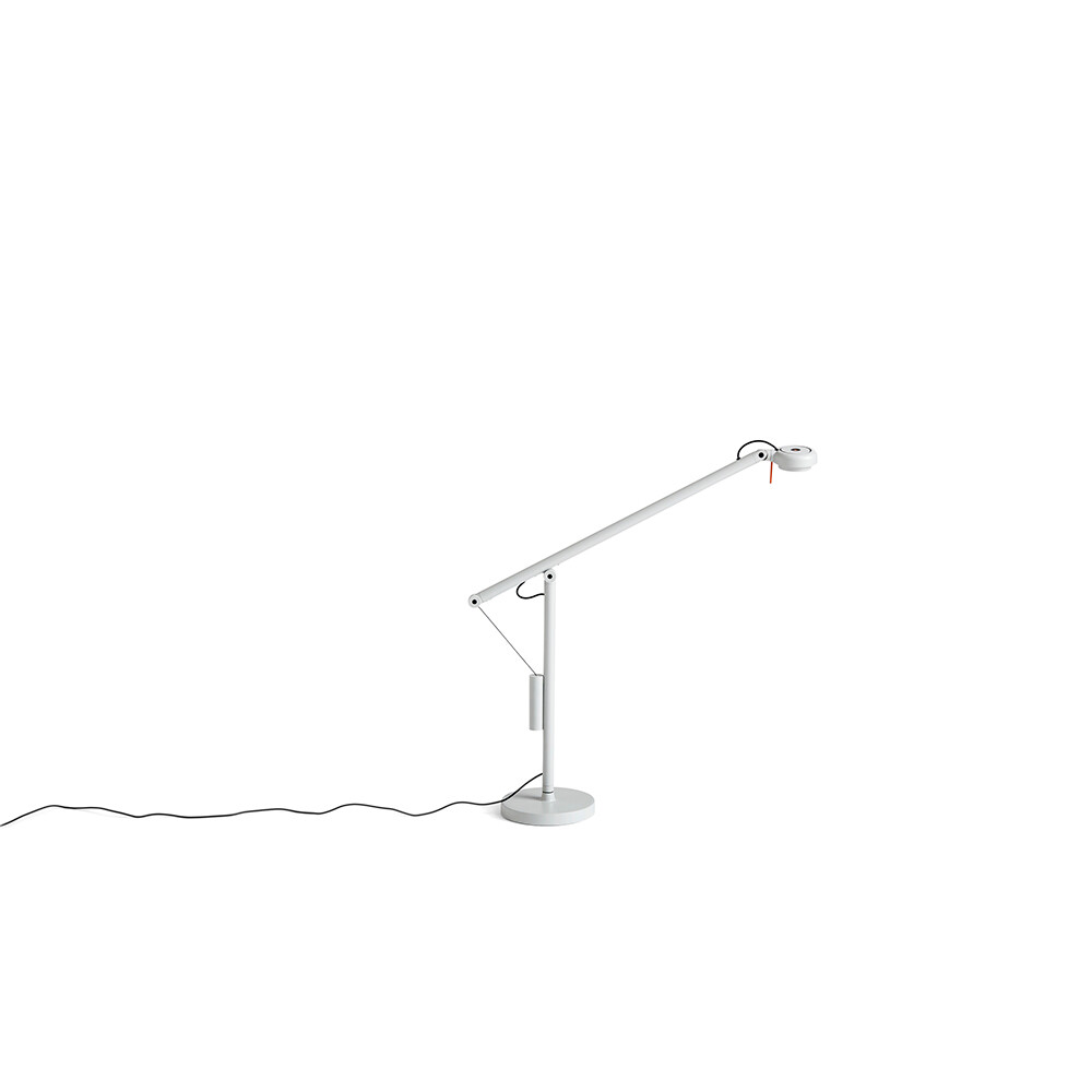 Fifty-Fifty Mini Bordlampe Ash Grey - HAY