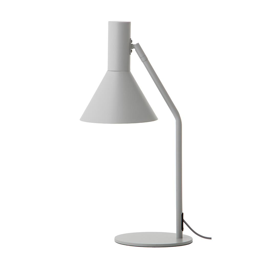 Lyss Bordlampe Light Grey - Frandsen thumbnail