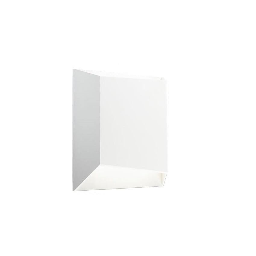 Facet W1 LED Udendørs Væglampe Hvid - LIGHT-POINT