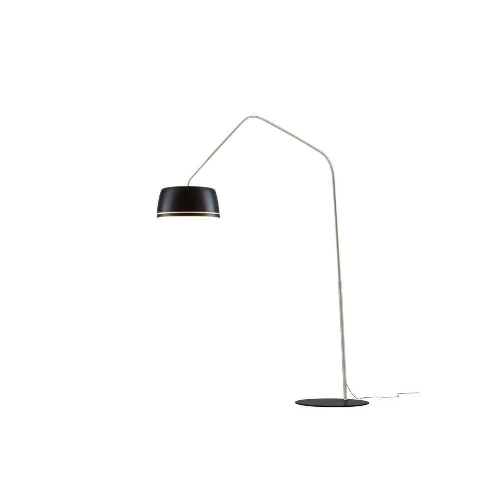 Central LED Gulvlampe Black – Serien Lighting