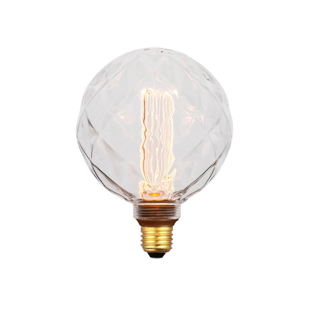 Image of Pære LED 5W (40-200lm) 3-step Facet Globe E27 - Colors (13690669)