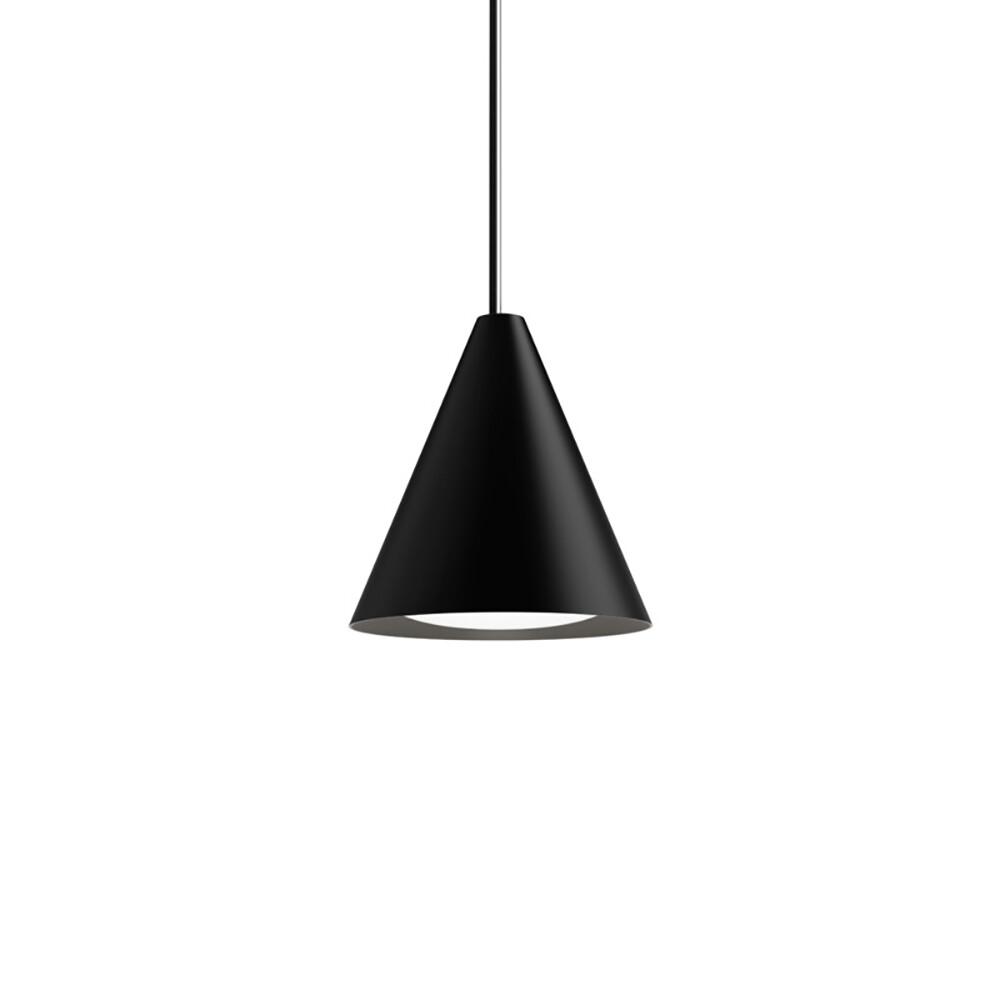 Keglen 250 LED Pendel Sort - Louis Poulsen