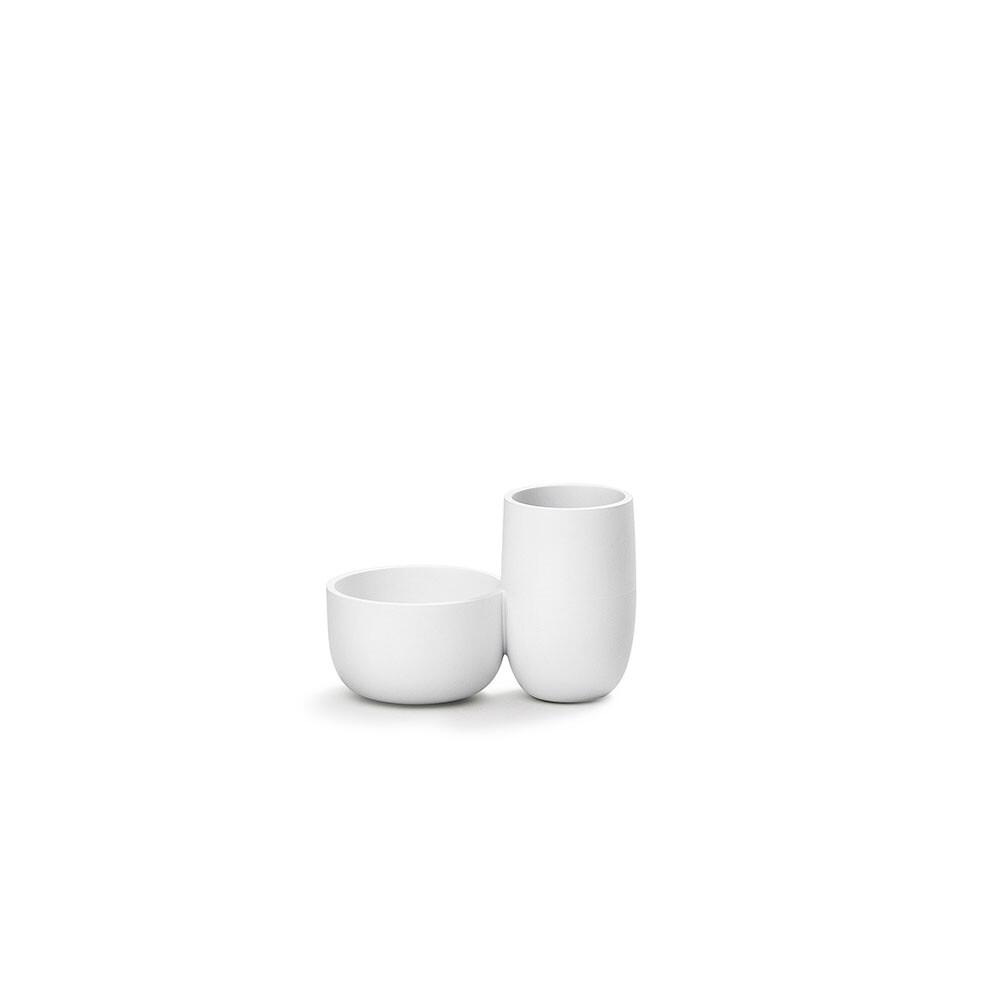 Gaku Key Bowl Hvid - Flos thumbnail