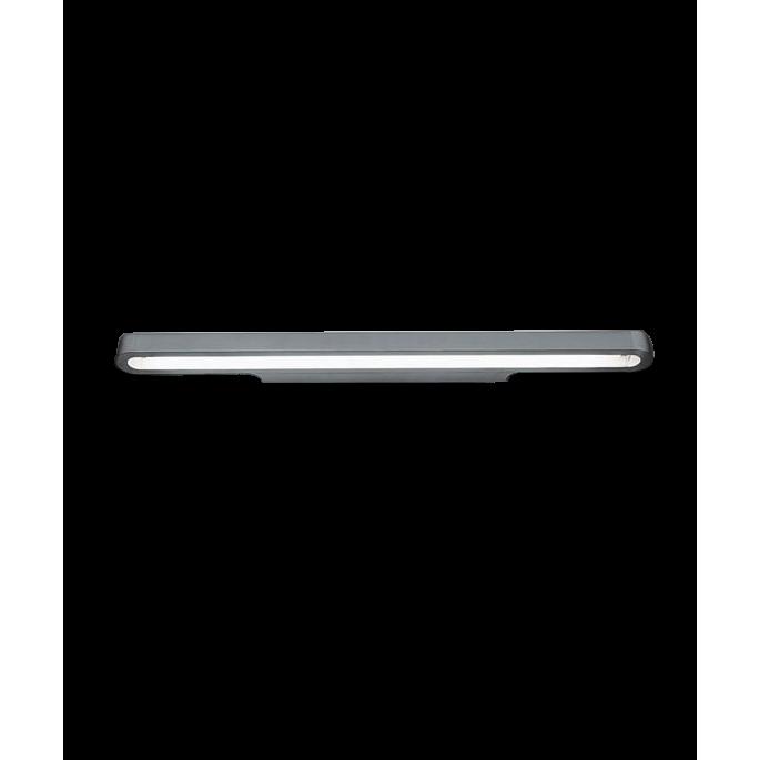 Talo LED 150 Væglampe Sølv – Artemide