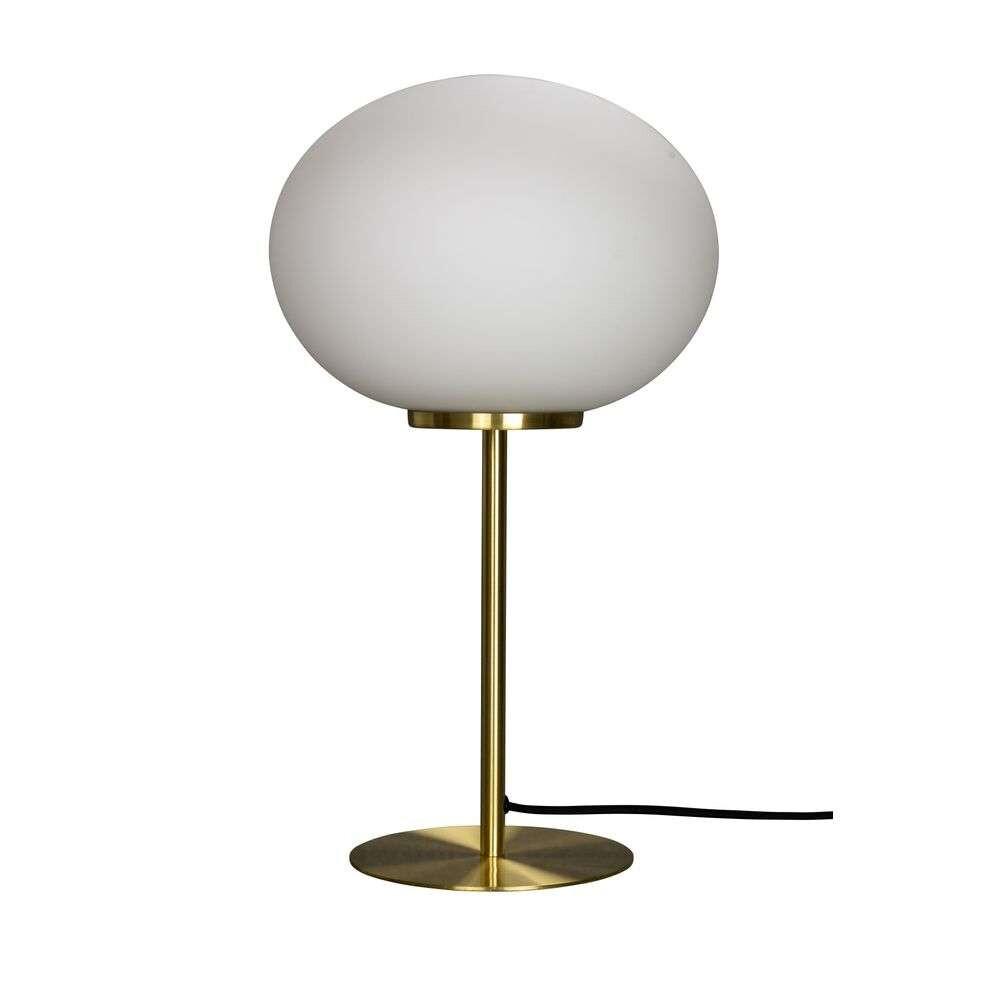 Queen Bordlampe Opal/Brass - Dyberg Larsen thumbnail