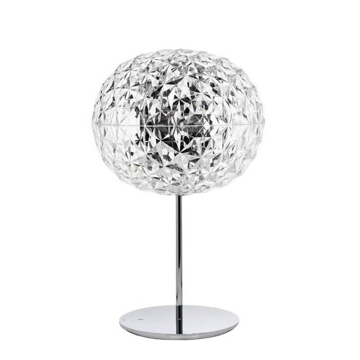 Billede af Planet Bordlampe Large Krystal - Kartell